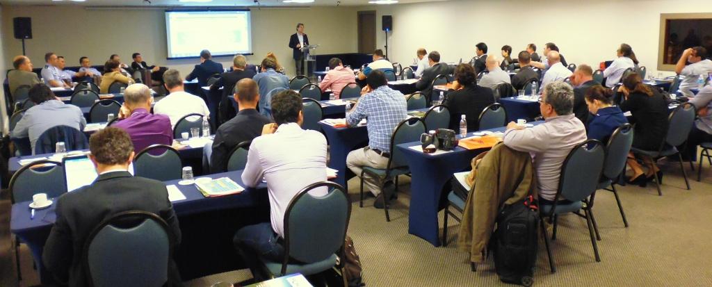 III Fórum de Empresários de Drones aconteceu no dia 08 de maio em São Paulo. Foto: Eduardo Alexandre Beni.