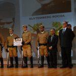 Solenidade de inauguração do Monumento Gaviões de Penacho em Itapetininga. Foto: Antonio Carlos Soares.