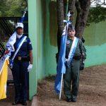 Solenidade de inauguração do Monumento Gaviões de Penacho em Itapetininga. Foto: de Antonio Carlos Aristides.