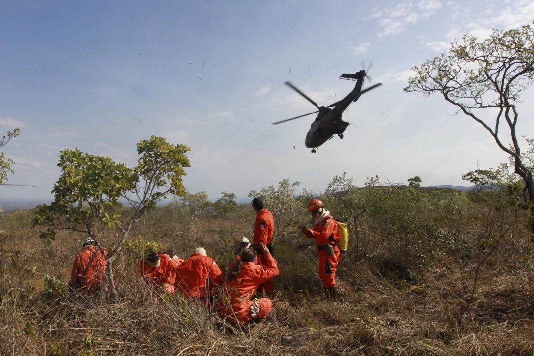 Governo investe R$ 20 milhões no Programa Bahia Sem Fogo. Foto: Mateus Pereira/GOVBA