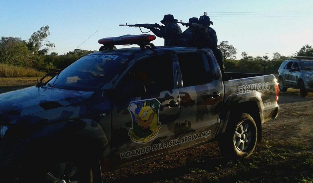 Estágio de Operações Aéreas capacita policiais para o Policiamento Aerotransportado
