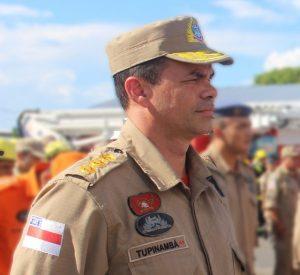 Coronel Carlos Alberto Freitas Tupinambá.