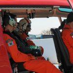 As equipes são formadas por médico, enfermeiro, piloto, copiloto e tripulante operacional. Foto: Gabriel Jabur/Agência Brasília