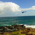 Ação rápida do Graer salva banhista na praia da Paciência em Salvador