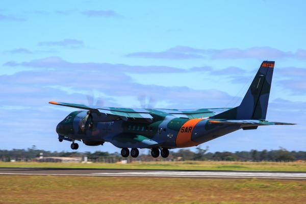 A nova aeronave vai operar em todo o território nacional.