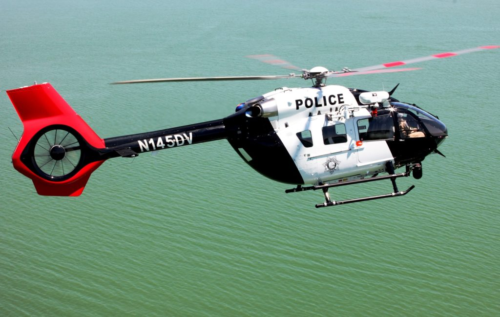 Las Vegas Metropolitan Police Department (LVMPD) H145