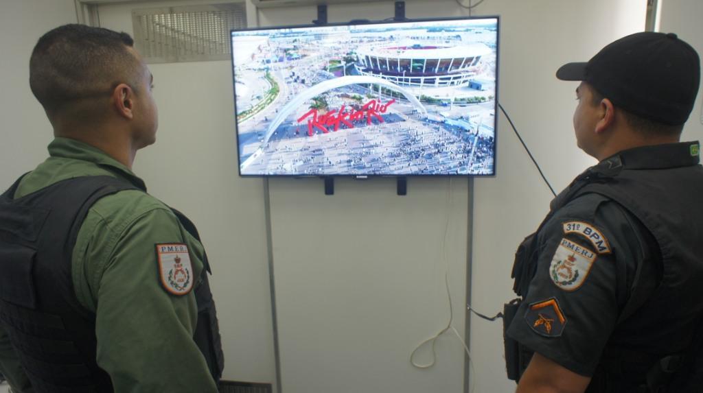 PM do Rio de Janeiro cria Núcleo de Aeronaves Remotamente Pilotadas sob a coordenação do GAM. Foto: Divulgação.