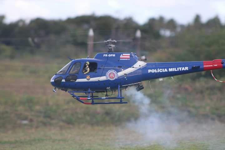 Grupamento Aéreo e as aeronaves remotamente pilotadas para uso recreativo