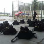 GTA-PE ministra instrução sobre Operações Helitransportadas para o BOPE