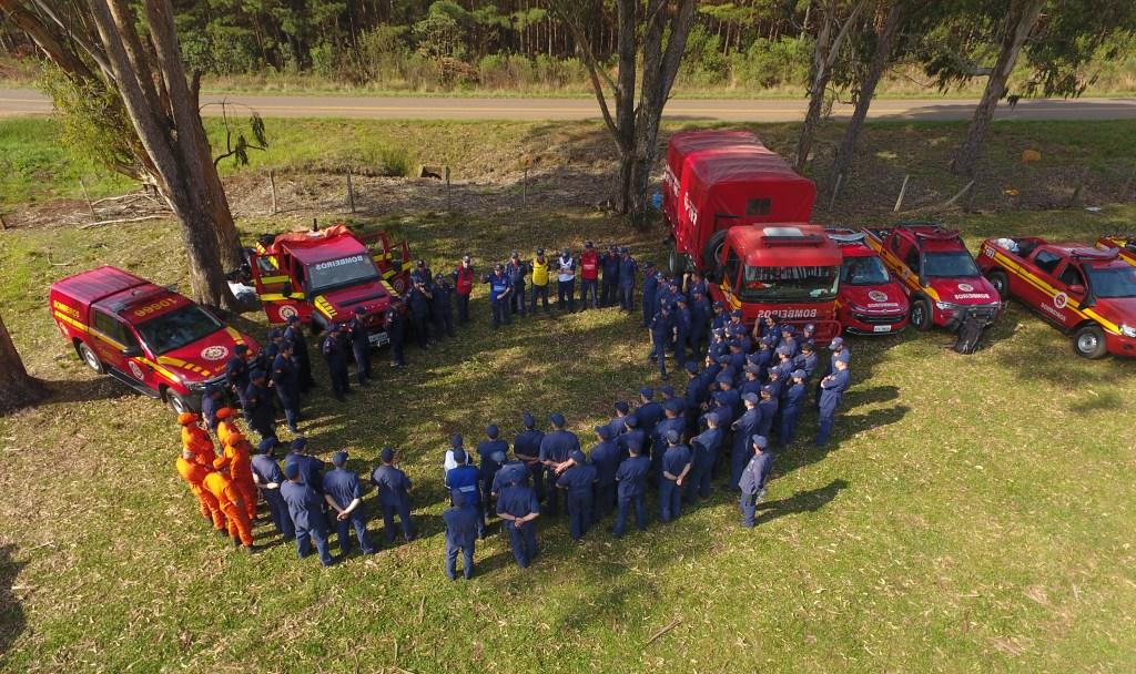 Fotos e imagens drone: Cb BM Fumagalli.
