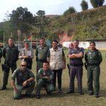 Incêndio florestal na serra da Bocaina atingiu o entorno da Estação Ecológica Bananal. Foto: Mauricio Brusadin.