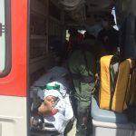 Grupamento Aéreo auxilia no socorro a vítimas de acidente em Junqueiro