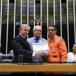 Câmara dos Deputados realiza homenagem aos Pioneiros da Aviação de Segurança Pública do Brasil