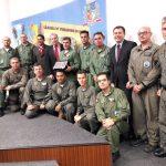 Câmara de Vereadores de Joinville homenageia 2ª Cia do Batalhão de Aviação