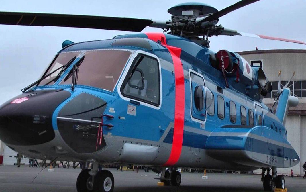 Tokyo Metropolitan Police Department Sikorsky S-92 Helibus. Foto Ilustrativa.