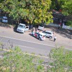 Águia 20 da Base de Presidente Prudente apoia policiais em mais uma grande apreensão de maconha