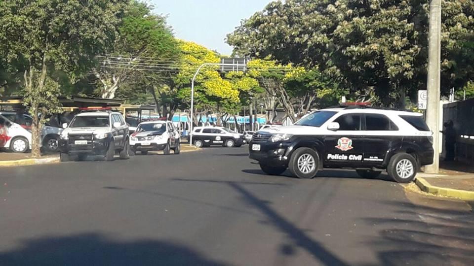 Operação conjunta desarticulou organização criminosa em Rosana