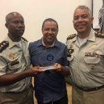 Entrega do prêmio Boas Práticas em homenagem ao dia do servidor público.
