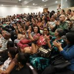 Entrega do prêmio Boas Práticas em homenagem ao dia do servidor público. fotos Mateus Pereira/GOVBA