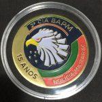 2ª Cia do Batalhão de Aviação da Polícia Militar comemora 15 anos