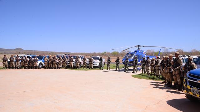 Operação Safra reforça policiamento na zona rural da Bahia