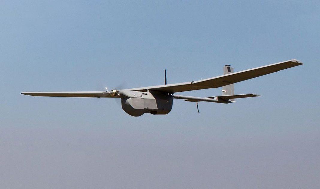 Horus FT-100 em voo de produção!. Foto : Nei.brasil