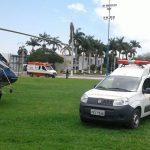 Helicópteros foram fundamentais no socorro das crianças, vítimas de ataque em creche de Janaúba