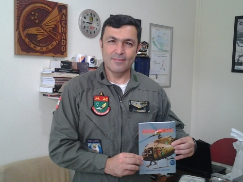 Tenente Coronel PM Alessandro José Machado.