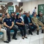 Black Hornet é apresentado em Workshop sobre Nanotecnologia na PM da Bahia