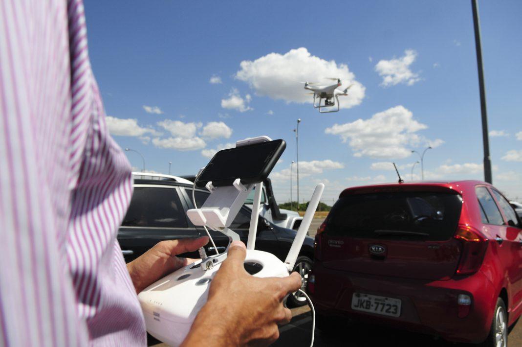 Resultado de imagem para drone policia civil df