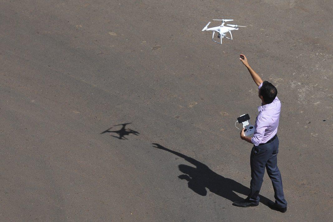 Doze novos drones foram adquiridos pela Polícia Civil e serão usados em áreas prioritárias da corporação. Foto: Renato Araújo/Agência Brasília