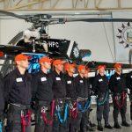 Polícia Civil forma tripulantes operacionais e primeira policial tripulante do RS. Foto: PCRS.