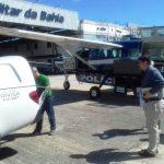 GRAer da PM da Bahia transporta órgãos de Teixeira de Freitas para Salvador