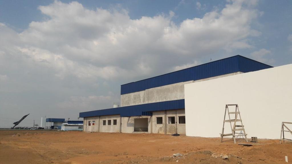 Novo hangar do Ciopaer e Bombeiros será inaugurado em dezembro