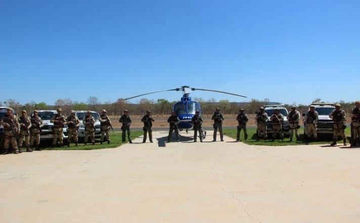Lançadas em 2014, a Operação Safra já esteve em mais de 2 mil fazendas, 30 mil pessoas foram abordadas e cerca de 30 veículos e cargas foram recuperados. (Foto: Aiba/Divulgação)