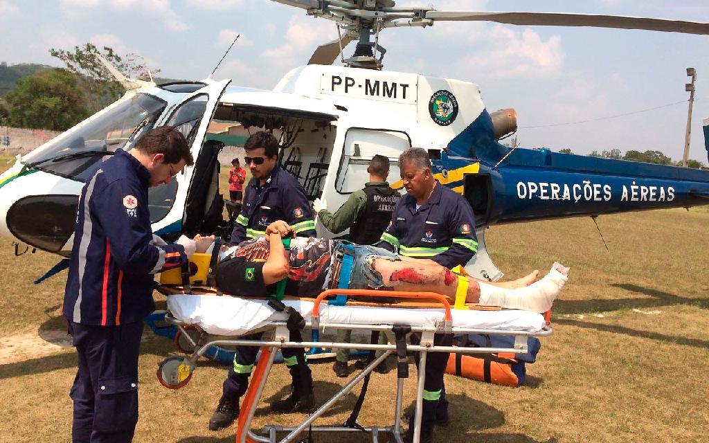 Ciopaer realiza o 16º resgate de alta complexidade este ano