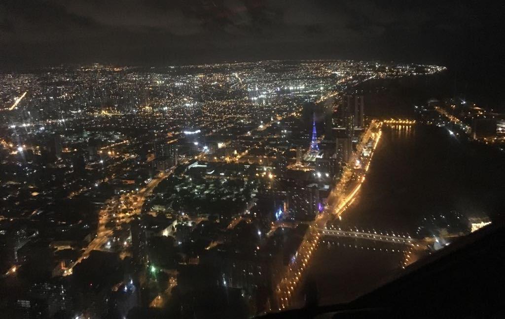 GTA/PE realiza patrulhamento noturno na Região Metropolitana do Recife