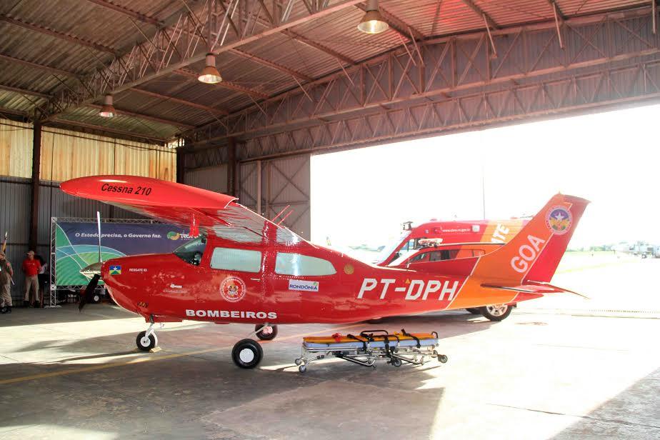 Por ausência de interessados em Registro de Preços de AvGas, aviões do Bombeiro de Rondônia estão sem voar