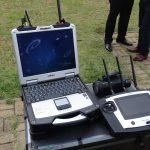 Dahua realiza testes com o Drone X820 que será operado pela GCM de São Paulo. Foto: GCM/Dronepol.