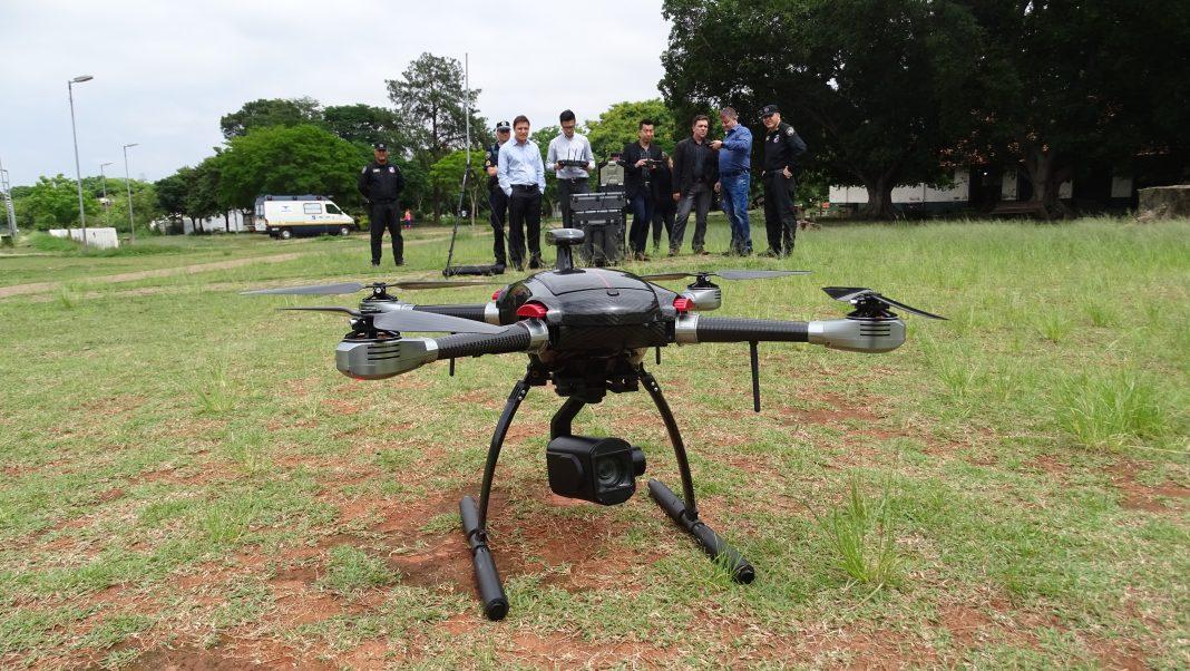 Dahua realiza testes com o Drone X820 que será operado pela GCM de São Paulo