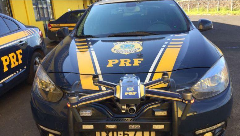 Projeto piloto de uso de drone para fiscalização policial no estado do Mato Grosso do Sul.