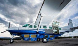 Avião modelo Grand Caravan EX - Cessna