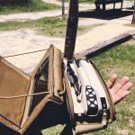 Policiais Militares do GAM/RJ conhecem o nano drone Black Hornet da FLIR.