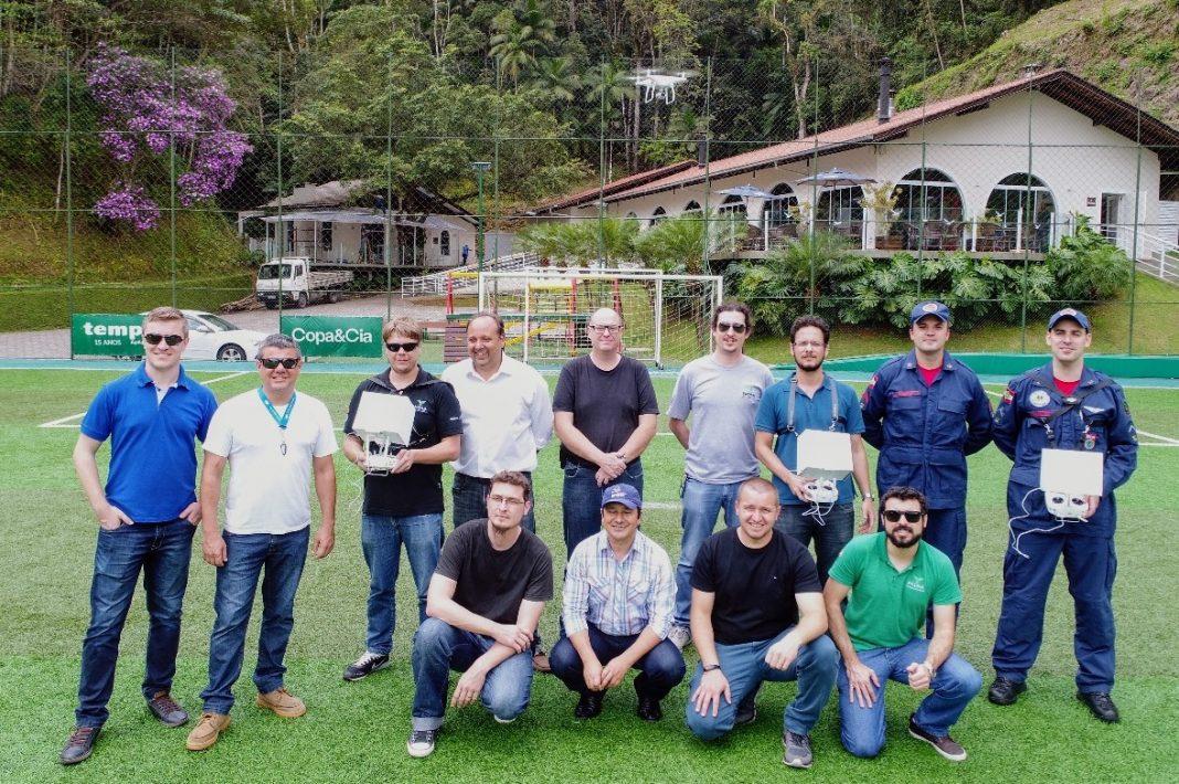 Fundação do Meio Ambiente de Santa Catarina realiza Curso Formação de Pilotos e Observadores de RPAS