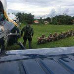 CIOPAer do Mato Grosso realiza instrução a alunos do Curso de Policiamento de Fronteira