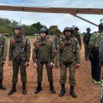 GRAer da PM da Bahia ministra curso básico de paraquedismo a policiais militares do Curso de Operações Especiais da PM do Piauí