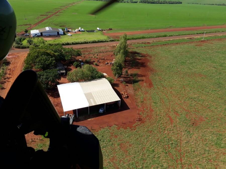 Operação Deriva II apreende aeronaves agrícolas no Mato Grosso do Sul e Paraná