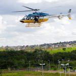 Policiais Rodoviários Federais realizam ação para chamar atenção contra o Câncer Infantil