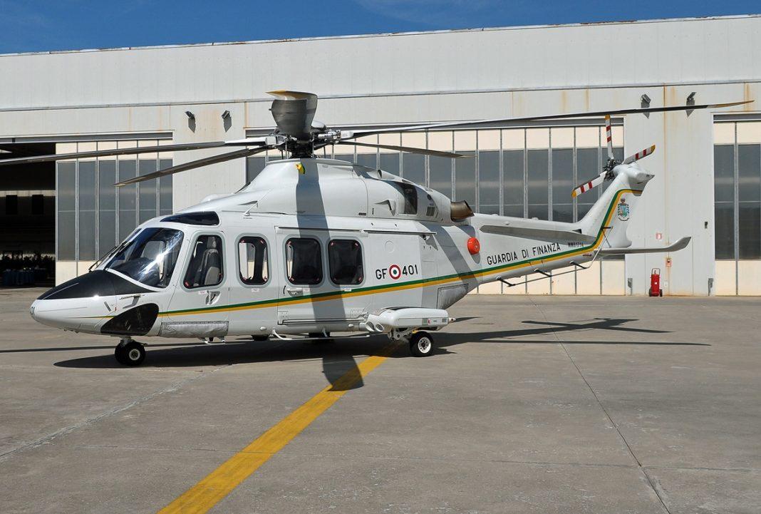 """AW139 da """"Guardia di Finanza"""" Italiana"""