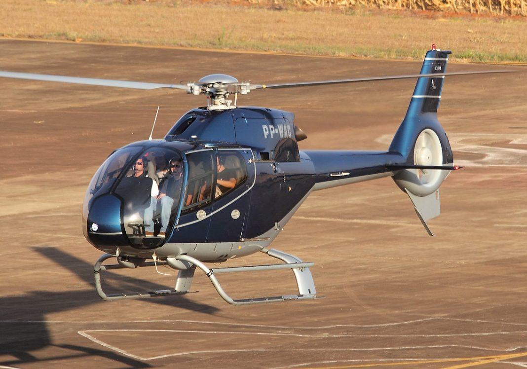 Airbus Helicopters deixa de produzir o helicóptero H120 - Colibri